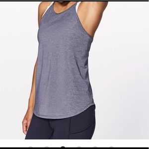 Lululemon fast as light singlet